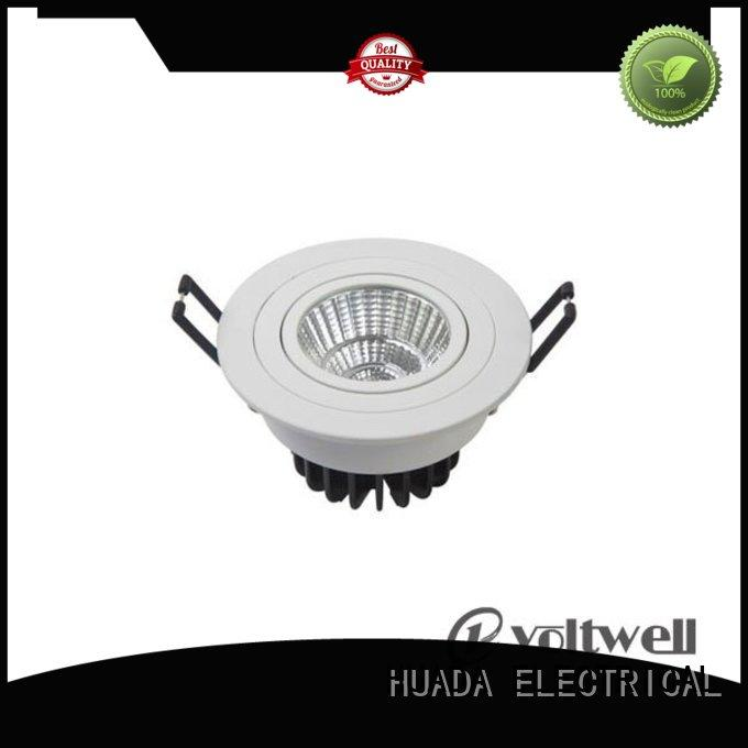 mini led downlights 12w light HUADA ELECTRICAL Brand led downlights for sale