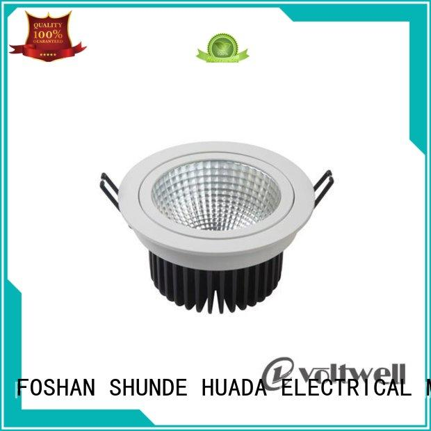 HUADA ELECTRICAL good heat dissipation adjustable wall light led factory
