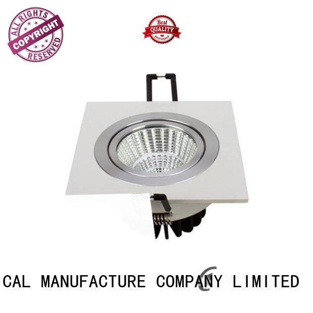 sell series dimmable square led spotlights HUADA ELECTRICAL Brand company