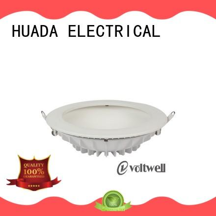 HUADA ELECTRICAL led downlights for sale supplier factory
