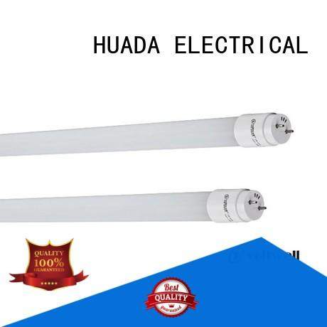 HUADA ELECTRICAL intergrated led tube lights for home long lifetime factory