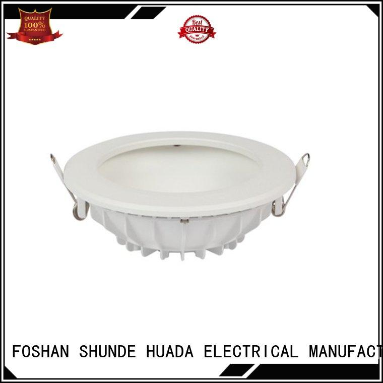 HUADA ELECTRICAL commercial led downlights supplier school