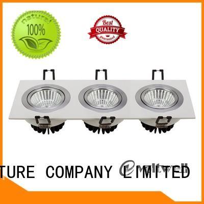 angle 37w heads HUADA ELECTRICAL Brand square led spotlights