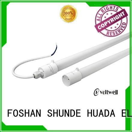 HUADA ELECTRICAL Brand sensor led small led tube light tube supplier