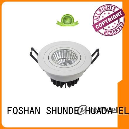 light led mini led downlights HUADA ELECTRICAL manufacture
