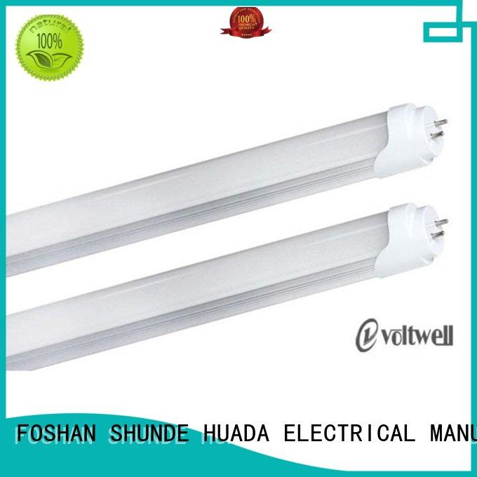 Hot light led tube price pc sale HUADA ELECTRICAL Brand