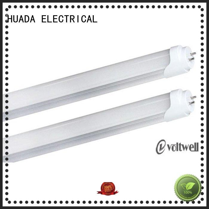14w sale led tube price t8 HUADA ELECTRICAL company