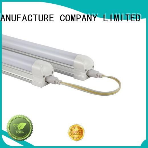 good heat dissipation led tube fittings long lifetime factory
