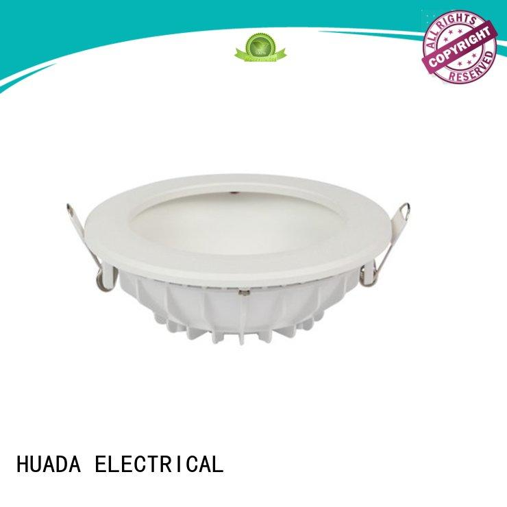 HUADA ELECTRICAL dimmable led downlights for sale recessed service hall