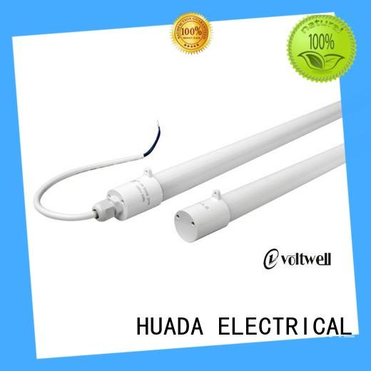 HUADA ELECTRICAL best led tube light built-in tube office