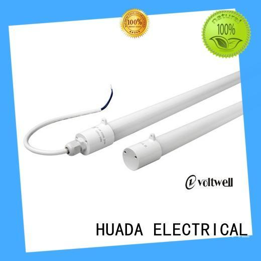 HUADA ELECTRICAL best led tube light built-in tube office