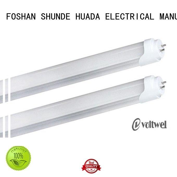 HUADA ELECTRICAL bulk production led tube lights for home batten fitting service hall