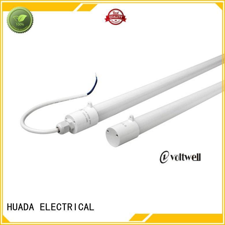 plastic radar sensor HUADA ELECTRICAL Brand small led tube light factory