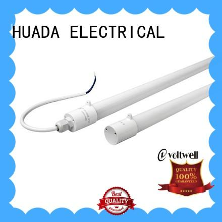 HUADA ELECTRICAL waterproof led tube light set supplier school