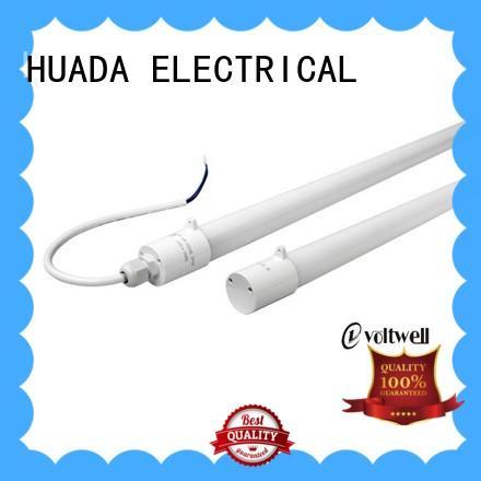 HUADA ELECTRICAL waterproof led tube light set supplier school