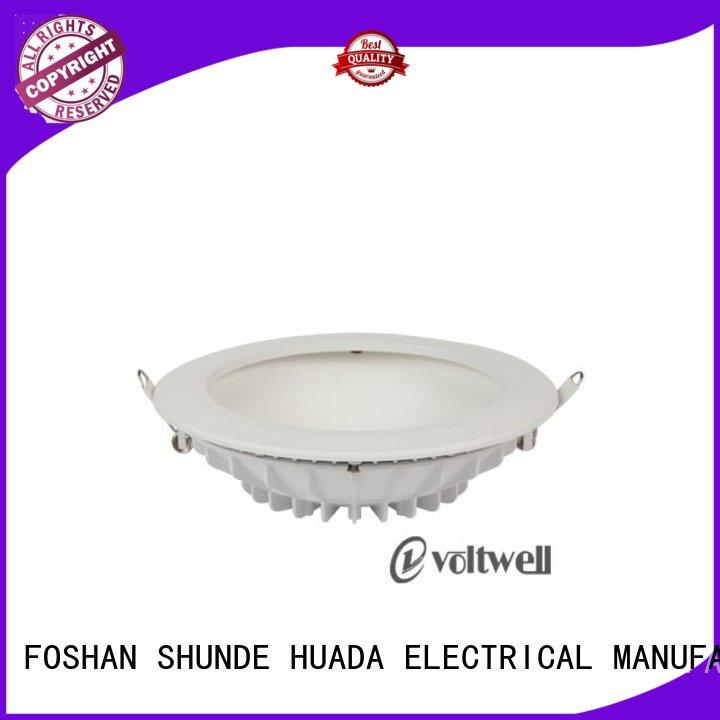 professional commercial led downlights diffuse refection factory