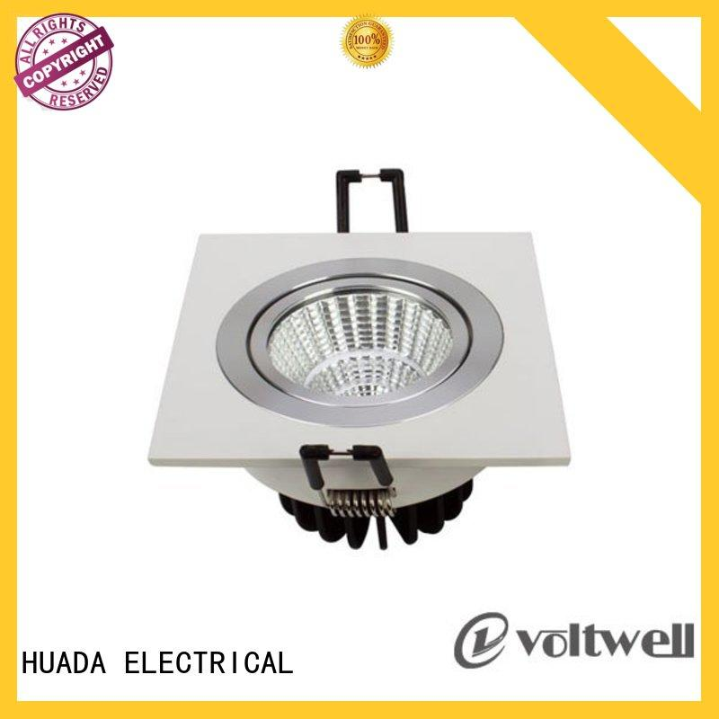 HUADA ELECTRICAL brightest led spotlight light square factory