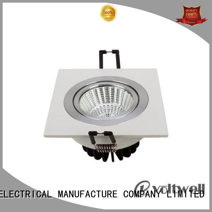 HUADA ELECTRICAL recessed house spotlights dimmable factory