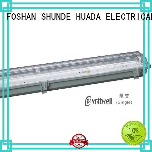 HUADA ELECTRICAL Brand lighting led shop light fixtures fluorescent supplier