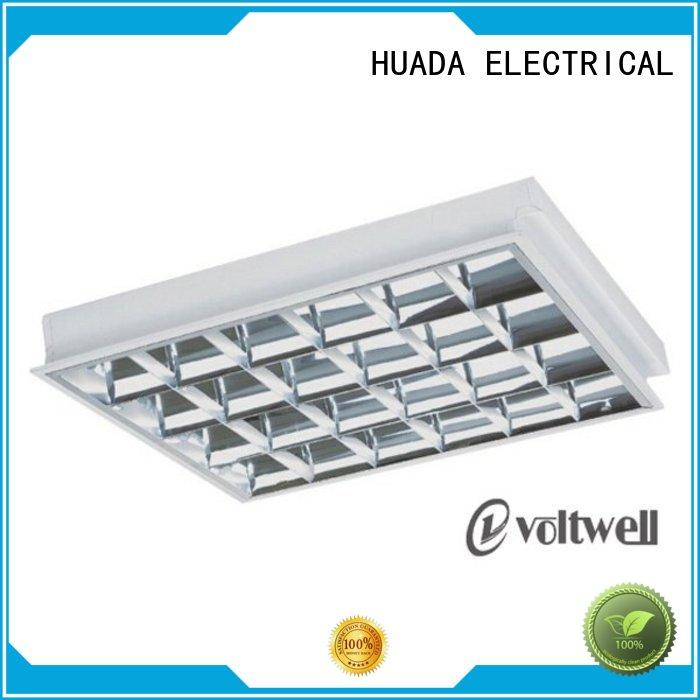 HUADA ELECTRICAL surface mount led light fixtures stainless office