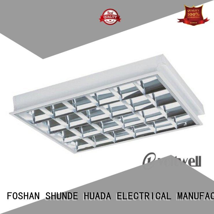 HUADA ELECTRICAL fixture surface mount led light fixtures anti-corrosion service hall