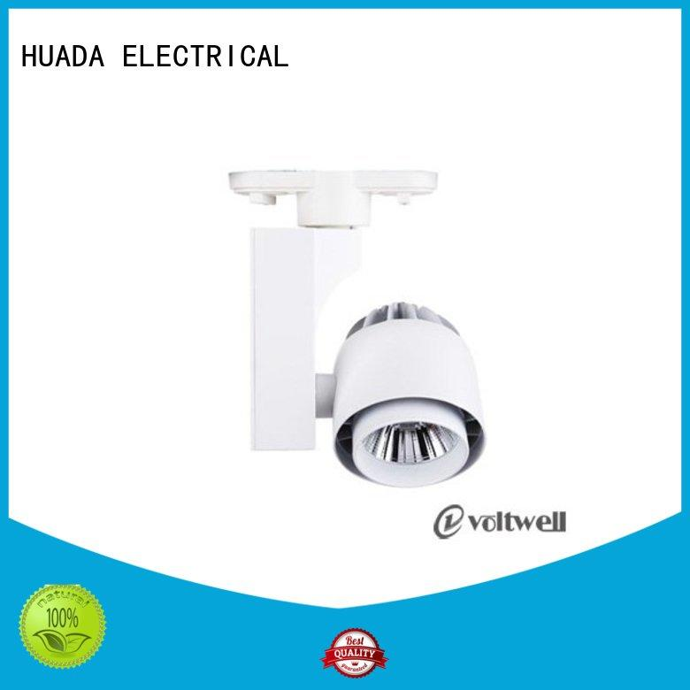 HUADA ELECTRICAL light track spotlights manufacturer shopping mall