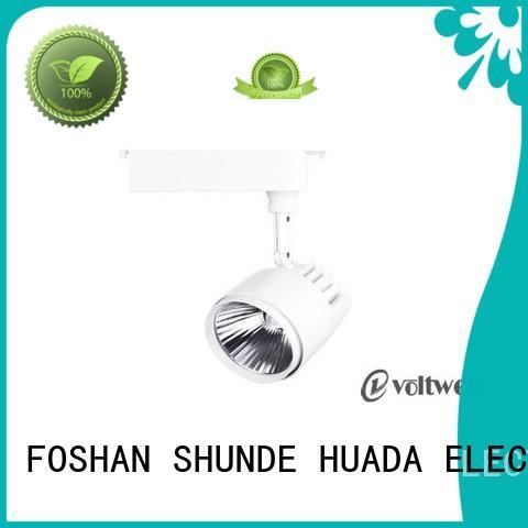 cob hhl202030013 spotlighting HUADA ELECTRICAL Brand track spotlights supplier