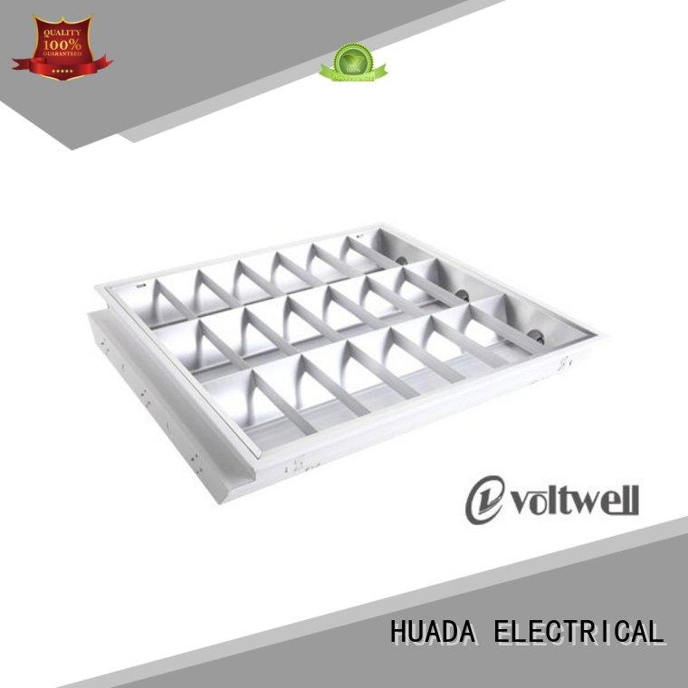 Hot lighting led garage light fixtures price batten HUADA ELECTRICAL Brand