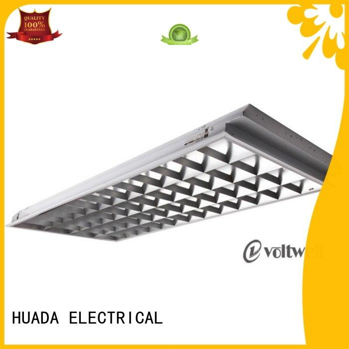 high reflectivity led commercial light fixtures anti-corrosion school