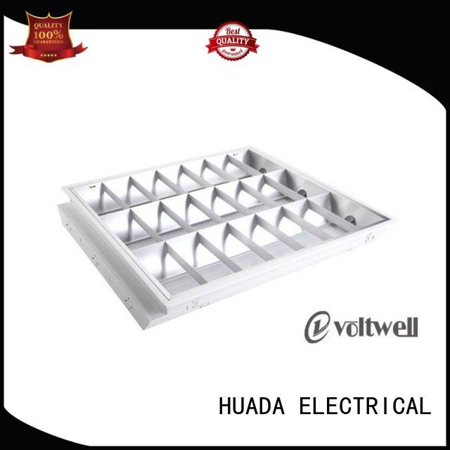 HUADA ELECTRICAL led circuit led fluorescent light fixtures anti-corrosion office