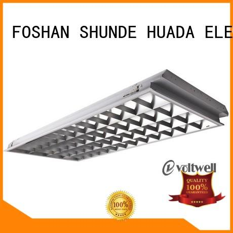 HUADA ELECTRICAL peritoneal small light fixtures grid service hall