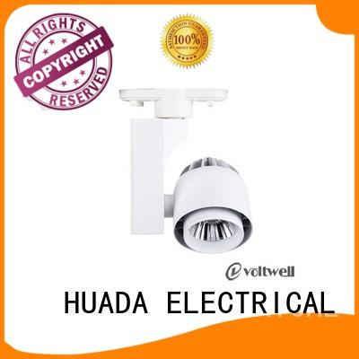 HUADA ELECTRICAL dimmable track spotlights manufacturer shopping mall