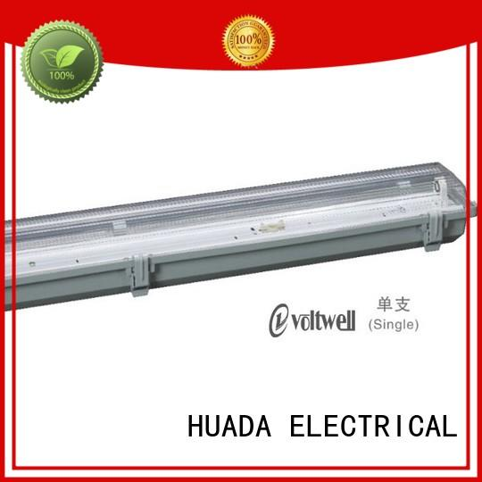HUADA ELECTRICAL Brand grille fluorescent indoor led shop light fixtures