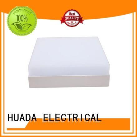 HUADA ELECTRICAL protection surface mounted led panel light OEM