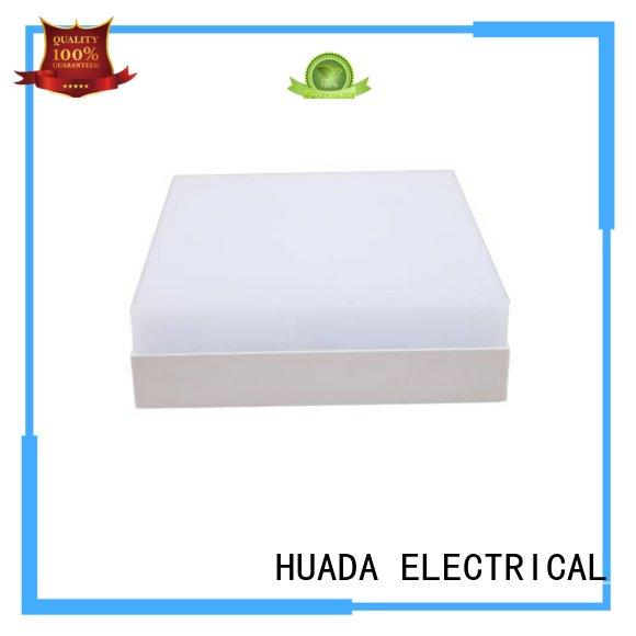HUADA ELECTRICAL 2x2 led panel light price oem for room