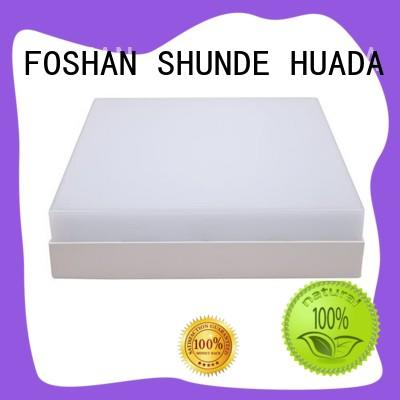 HUADA ELECTRICAL led display panel light square factory
