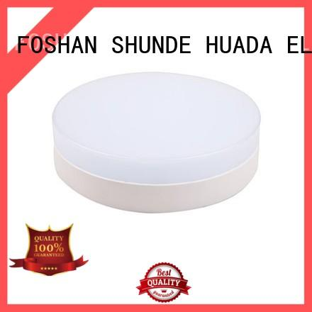 HUADA ELECTRICAL led panel rund light round office