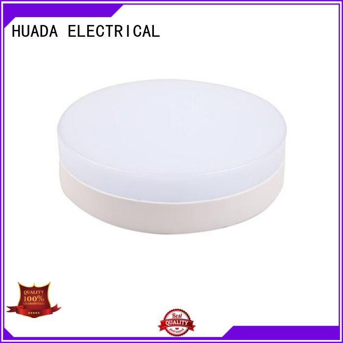 HUADA ELECTRICAL factory price led panel 24w light round office