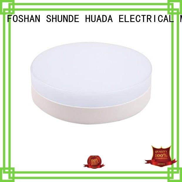 HUADA ELECTRICAL factory price led panel 24w light square service hall