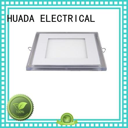 Factory Price LED Color Changeable Square Panel 12W