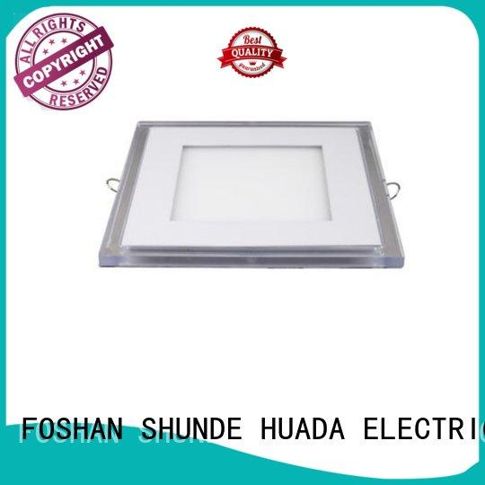 led panel light dimmable 24w 6w HUADA ELECTRICAL Brand company