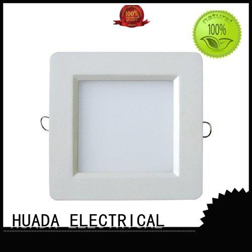 low profile led recessed lighting round 600×600 6 led recessed lighting HUADA ELECTRICAL Brand