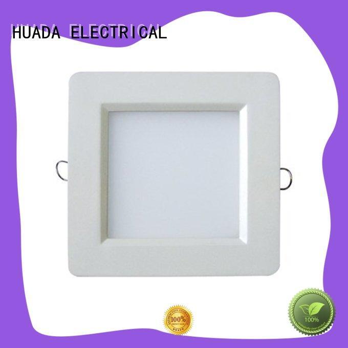 Square LED Die-Casting Panel Light 12W