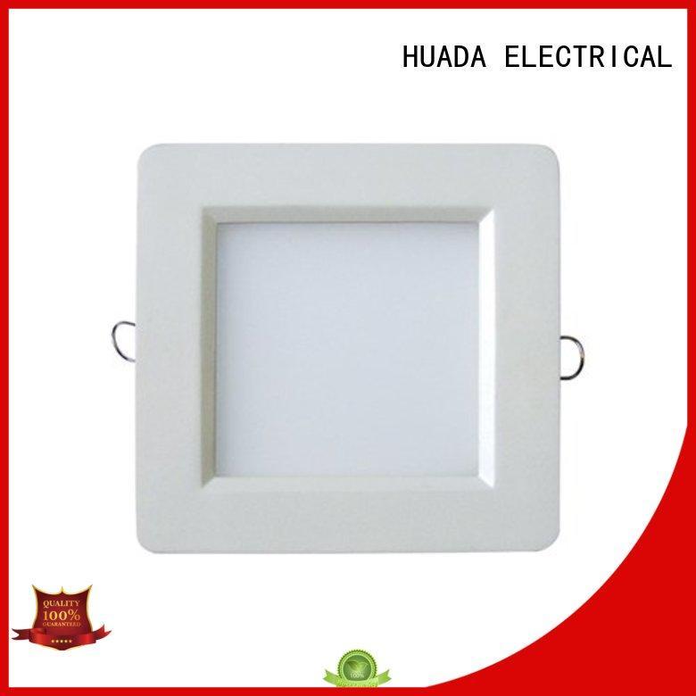 High Quality LED Die-Casting Panel Light 6W Square
