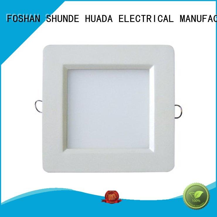 Hot lighting round led panel panel depth HUADA ELECTRICAL Brand