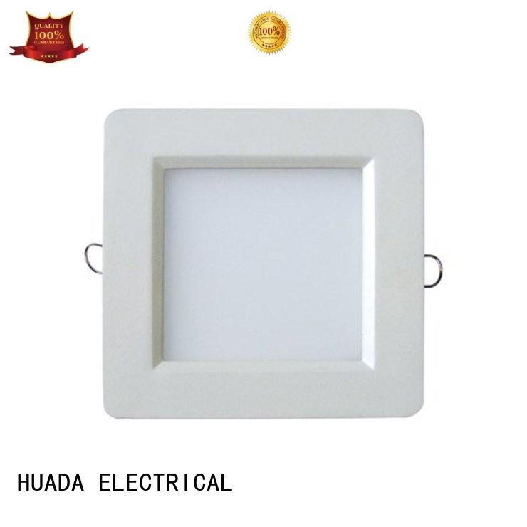 HUADA ELECTRICAL durable 3 led recessed lighting get quote school