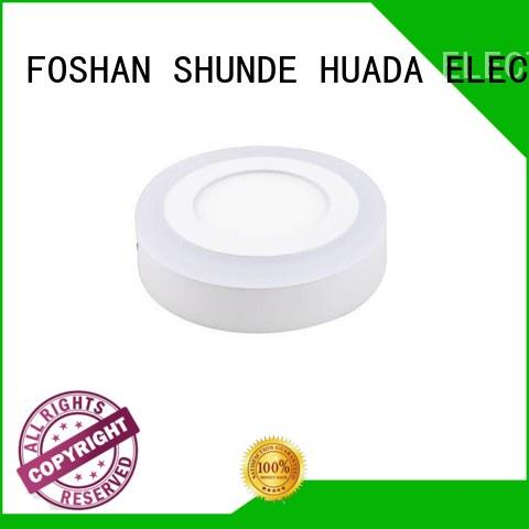 Wholesale 12w led surface panel light HUADA ELECTRICAL Brand