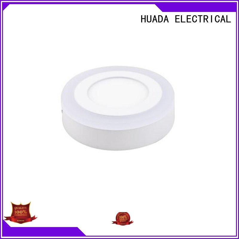 Changeable Color LED Surface Panel Light 9W Round