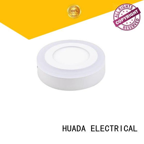led surface led wall panel light light round for house