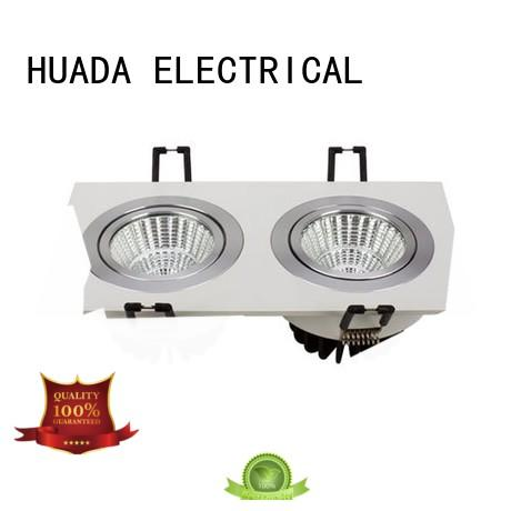 HUADA ELECTRICAL adjustable spotlight bar lights square school